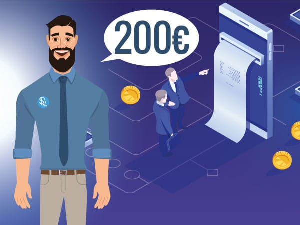 Guida su come investire in borsa 200 euro IMG by Investireinborsa.org