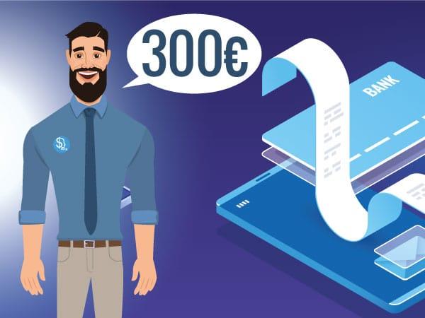 Investire in borsa 300 euro, guida completa - IMG by ©Investireinborsa.org