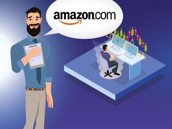 Investire in azioni Amazon - IMG by ©Investireinborsa.org