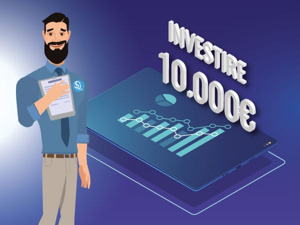 investire 10.000 euro IMG by ©Investireinborsa.org