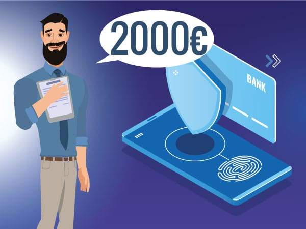 Investire 2.000 euro in borsa - IMG by ©Investireinborsa.org