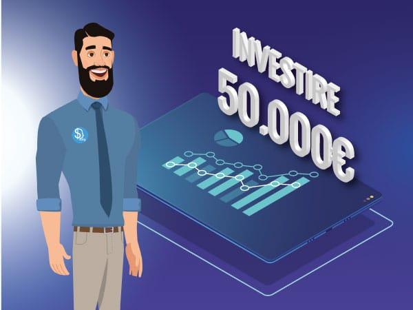 investire in borsa 50 mila euro IMG by ©Investireinborsa.org
