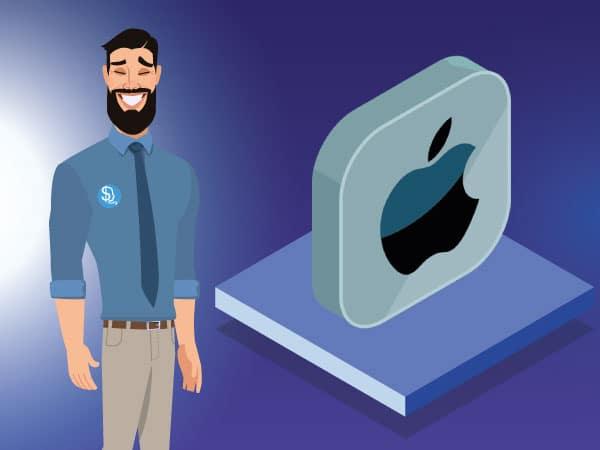 Investire in azioni Apple - IMG by ©Investireinborsa.org