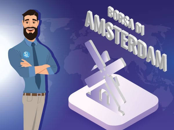 Borsa di Amsterdam - IMG by ©Investireinborsa.org
