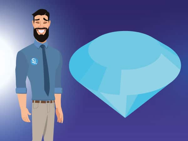 Investire in diamanti - IMG by ©Investireinborsa.org
