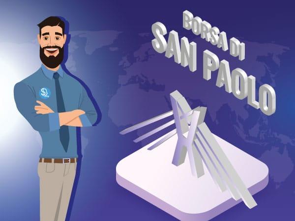 Borsa San Paolo - IMG by ©Investireinborsa.org