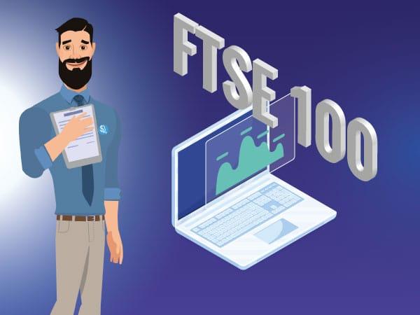 FTSE 100 - IMG by ©Investireinborsa.org