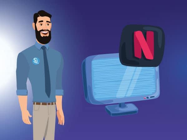 Come investire in azioni Netflix - IMG by ©Investireinborsa.org