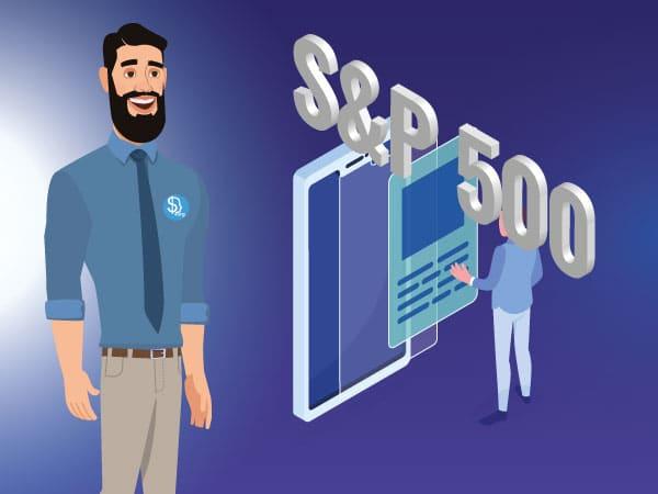 S&P 500 - IMG by ©Investireinborsa.org