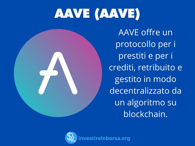 Scheda Riassuntiva AAVE - a cura di InvestireInBorsa.org