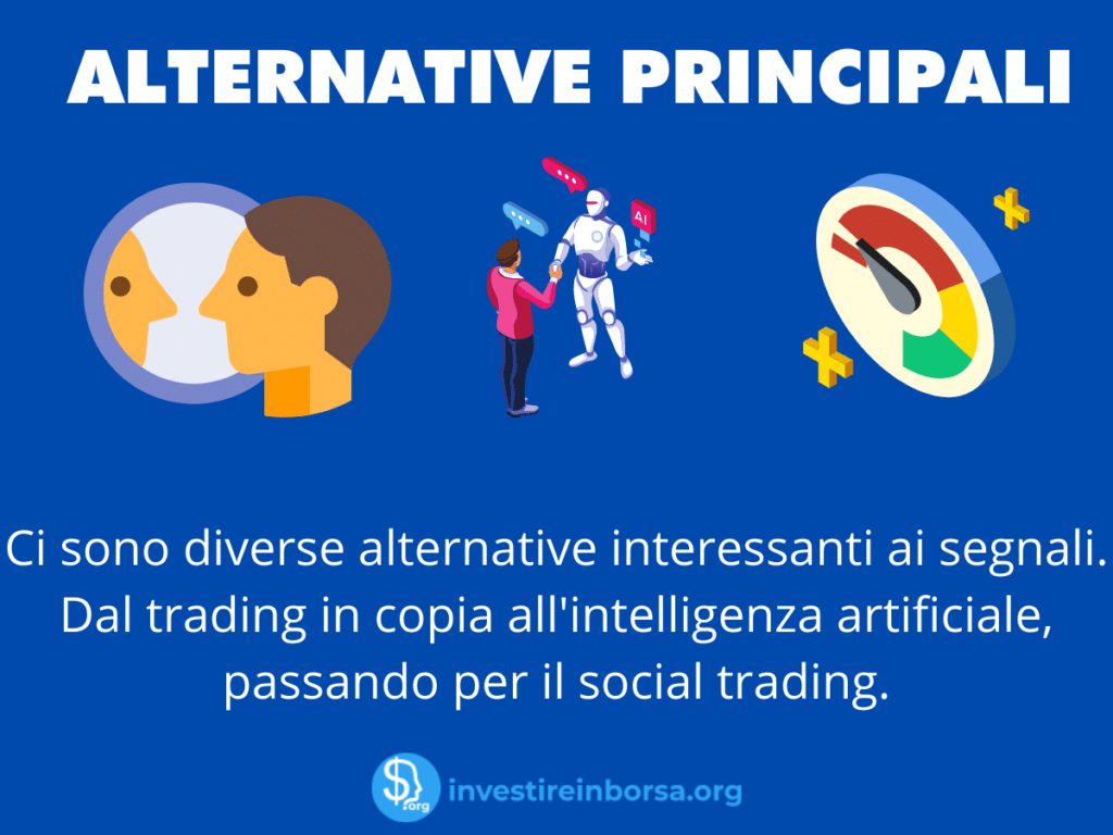 Alternative Segnali Forex - a cura di InvestireInBorsa.org