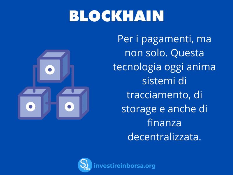 Blockchain criptovalute emergenti - a cura di InvestireInBorsa.org