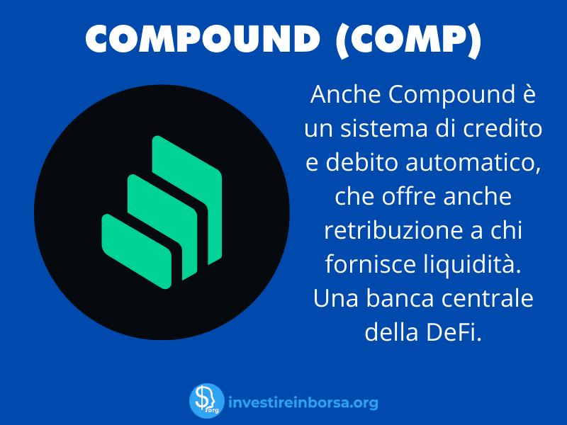 Compound scheda riassuntiva a cura di InvestireInBorsa.org