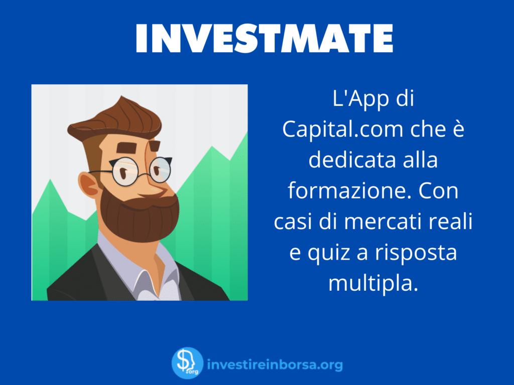 Capital.com - Investmate - infografica di InvestireInBorsa.org