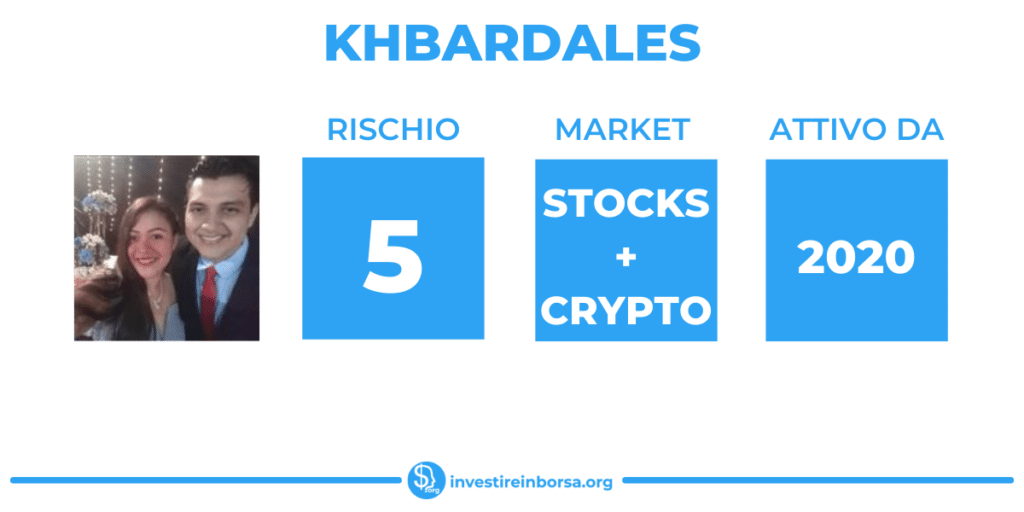 Khbardales - scheda riassuntiva di InvestireInBorsa.org