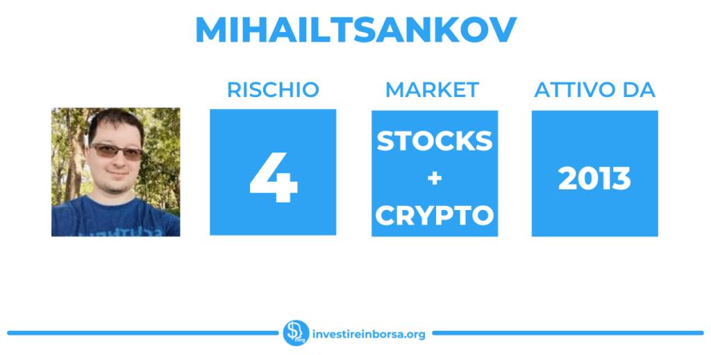 Mihail - scheda riassuntiva di InvestireInBorsa.org